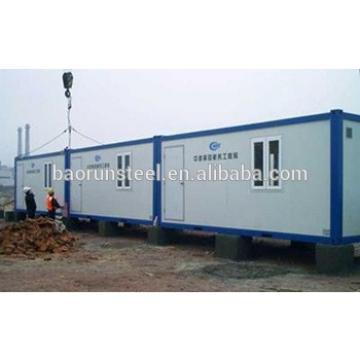 steel structure modular container home
