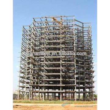 2015 High-rise steel structure building