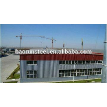 light steel structure framing prefabricated prefab smart house building