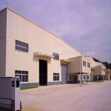 Design prefabricated steel structure workshop for sale