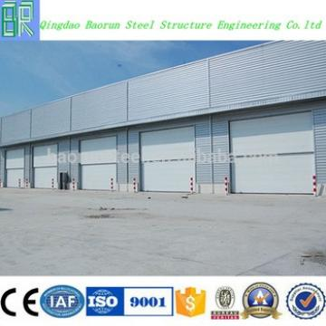 Prefab construction factory light steel structure