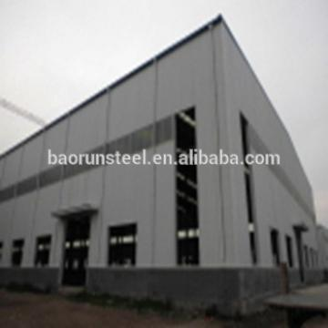 Industrial metal building prefabricated factory shed steel warehouse workshop