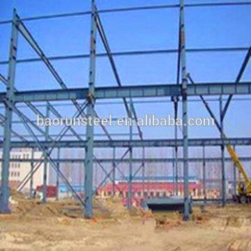 Well designed Low Cost steel warehouse hangar