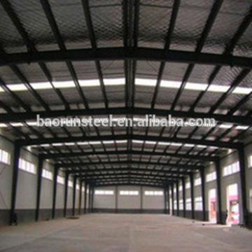 Good quality prefabricated steel structure hangar