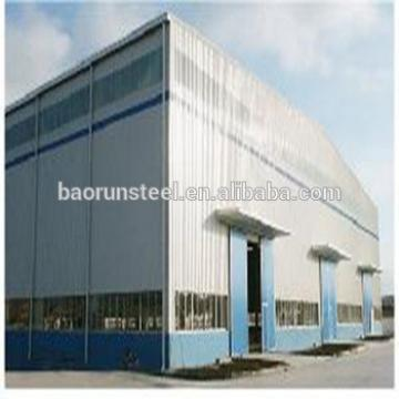 Hot sale modern export prefabricated steel warehouse/steel structure factory design