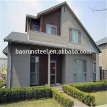 2015 New Design High Quality Australian Standard Luxury Prefabricated Villa