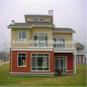 Prefab houseeconomic prefabricated home steel structure prefabricated villa