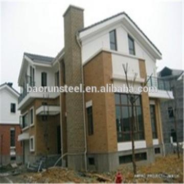 Customer house in south africa/luxury prefab house building prefabricated villa