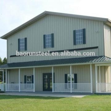 Small villa and manufacturers