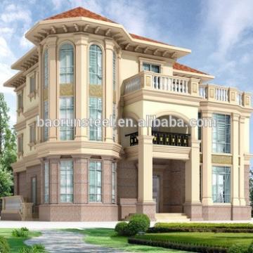 China light steel villa