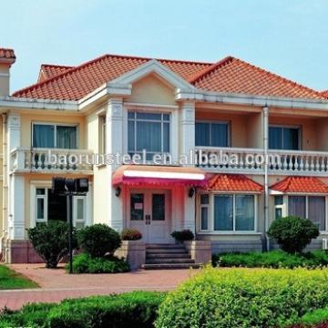 prefab family house
