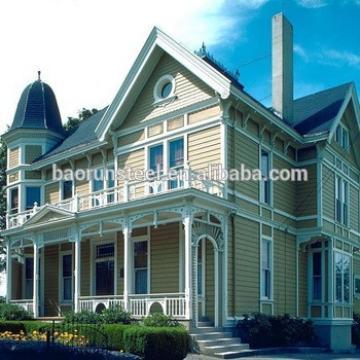 Villa house for sale,Sandwich panel house