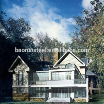 prefabricated luxury villa sale in alibaba