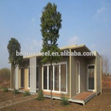 Luxury prefab villa/Fast prefabricated lovely small villa design