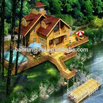 Luxruy Prefabcated villa
