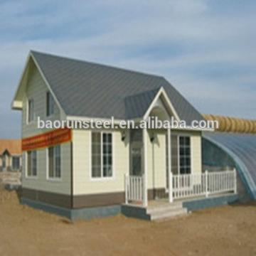 Well designed 3 bedroom house plans and drawings,luxury prefab villa projects