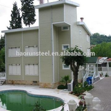 prefab modern villas for sale
