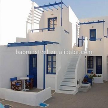 prefab luxury home, steel prefab luxury villa