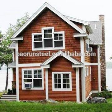 China Buatiful prefab house designs,prefab small home,prefab villa kits