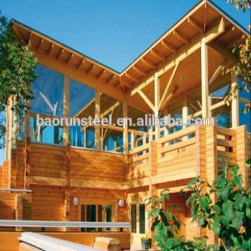 Buatiful prefab house designs ,high quality prefabricated log cabin and bungalow,prefab house construction