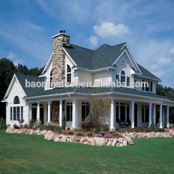 prefabricated small useful villa