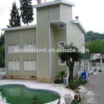 movable summer villa houses in alibaba
