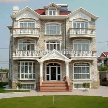 popular nice design villa house for needs people in alibaba