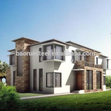 New Design High Quality Australian Standard Luxury Prefabricated Villa