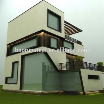 cost-efficient and high quality prefabricated villa