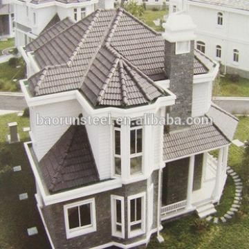 Module type prefabricated light steel villa house