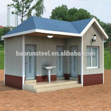 best design villa style bungalow in light gauge steel