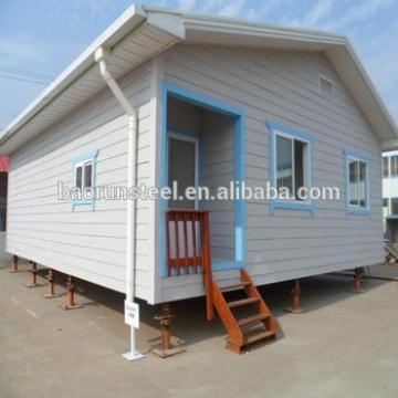 Easy assembling steel structrue luxury china prefabricated houses