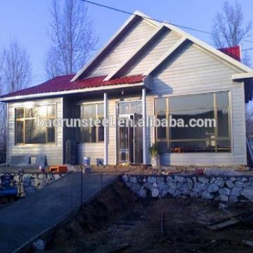Steel structure of lightweight steel villa