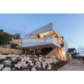 Beautiful cheap precast luxury villas