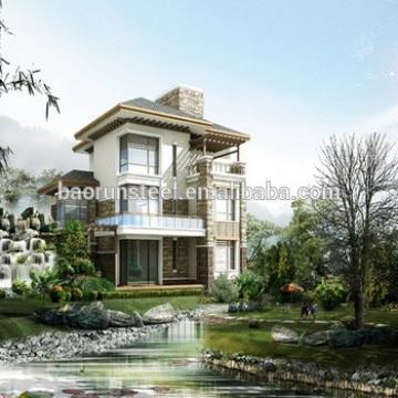 Earthquake Proof Prefab Villa