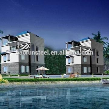 new model villas