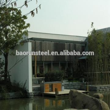 modern prefab villa for beach