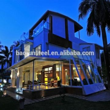 prefab villa house made in china,pre made houses,ready made houses