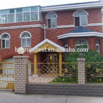Easy to install modern prefab house villa, prefab villa HG-V51