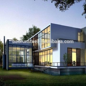 light gauge steel prefabricated villa, light steel villa