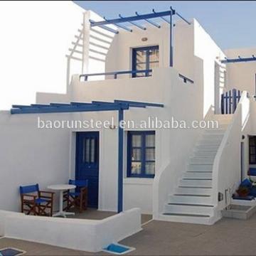 light steel structure villa, prefabrcated villa,house