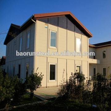 Well designed luxury china prefabricated homes