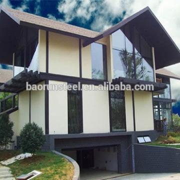 movble villa house