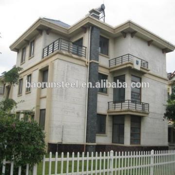 Luxury Prefab Steel Villa, Two Sotrey