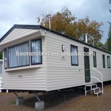 Professional manufacturer of prefabricated modular house villa with garage carport