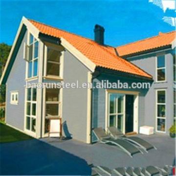Nice Designed Demountable Fast Built Prefabricated Villa