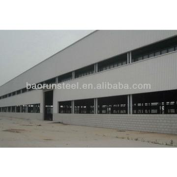 steel structure metal buildings Steel Structure factory building 00048