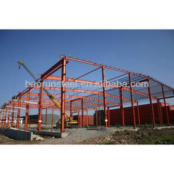 W18X35 H450X160X8X12 00044 steel structure aircraft hangar