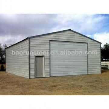 pre engineered steel buildings steel structure garage building 00064