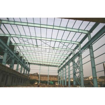 steel framed building 00043